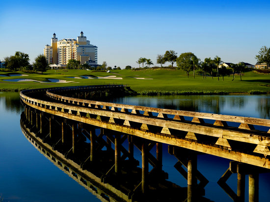 Reunion Resort of Orlando: The only place in the world home to a Signature Watson, Palmer and Nicklaus design.