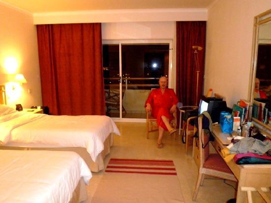 Hilton Hurghada Plaza: комната