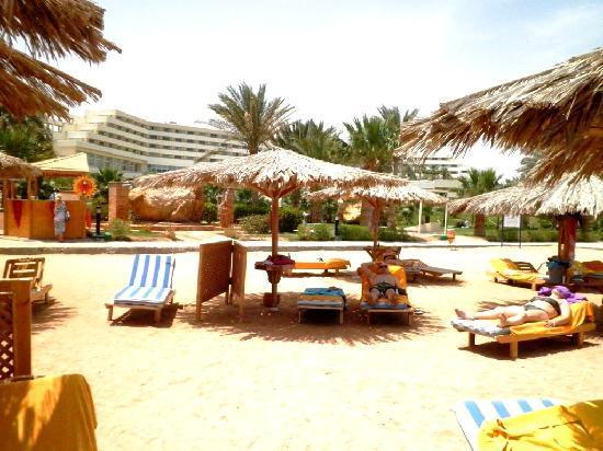 caption  Hilton Plaza 5* Єгипет,  Хургада - photo