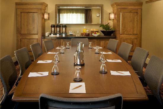 Toll House Hotel: Santa Cruz Boardroom