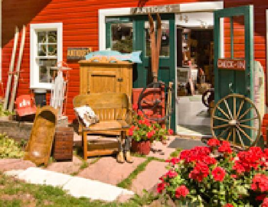 Avalanche Ranch: Antiques & Gift Store