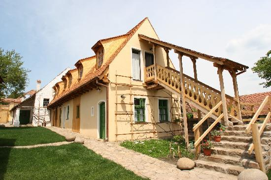 Viscri, Romania: The New House