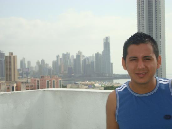 City House Soloy & Casino: en la terraza del hotel
