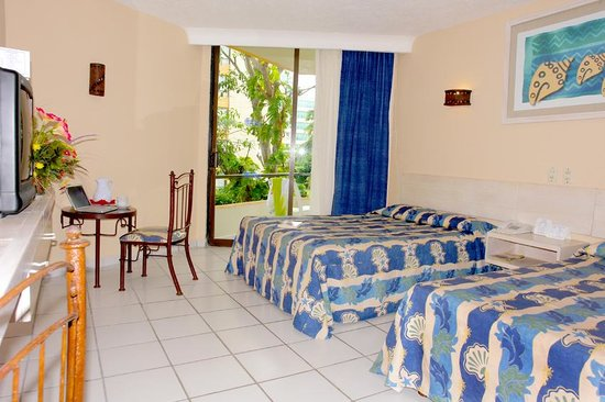 Hotel Fontan Ixtapa: Standar Room