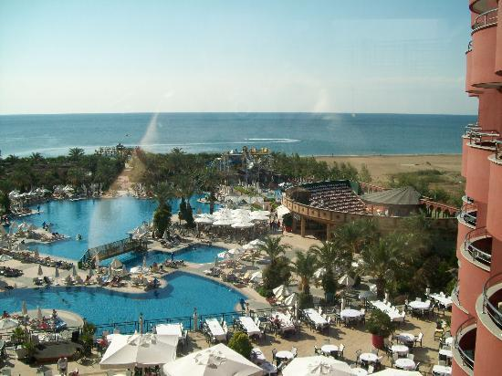 Delphin Palace Hotel: view