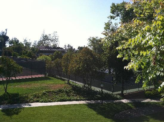 San Diego Country Estates: tennis courts