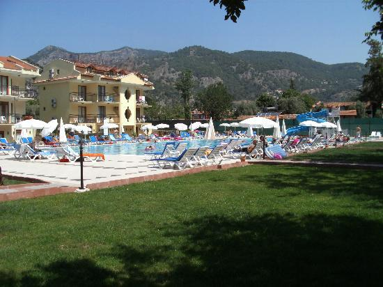 NOA Hotels Oludeniz Resort Hotel: main pool