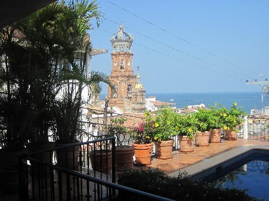 Puerto Vallarta, Mexiko: the church