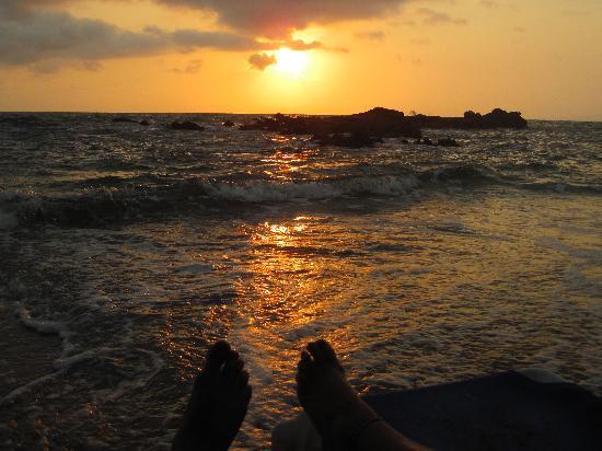 Puerto Vallarta, Mexiko: another great sunset