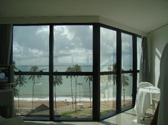 Hotel Brisa Tower: vista frente mar