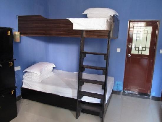 Sishuinianhua Inn : 床