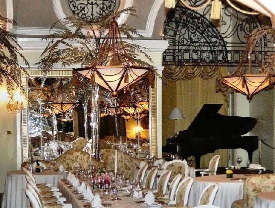 The Manila Hotel: Champagne Room Restaurant