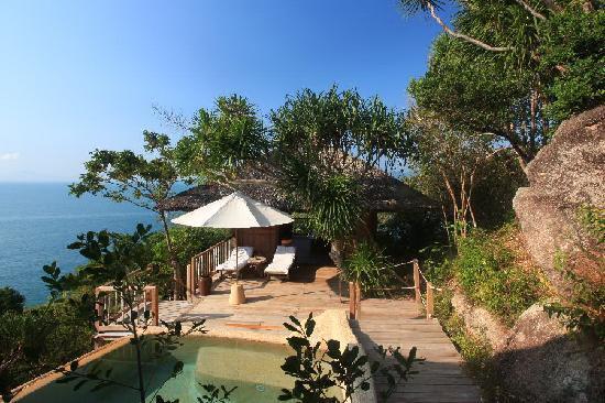 Six Senses Ninh Van Bay: Hill top Villa