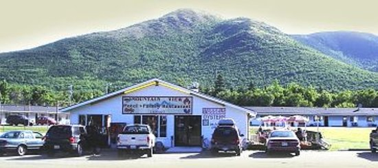 the mountain view motel cottages pleasant bay canad