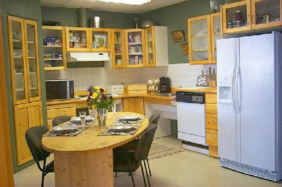 Good Karma Inn : Kitchen