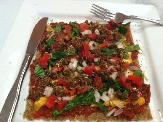 Lov'n It Live: Vegan Pizza