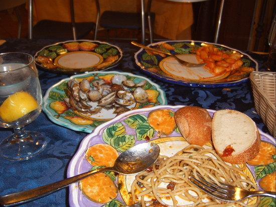 La Vecchia Cantina: Spaghetto Vecchia Cantina