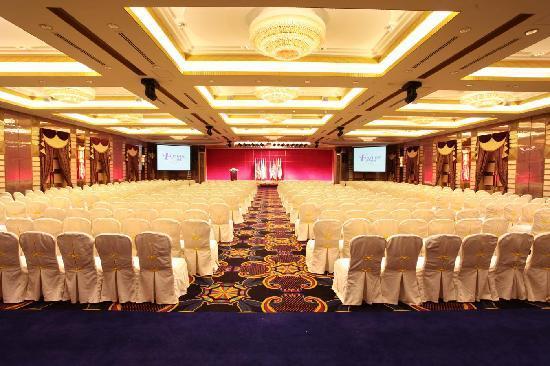 Fortuna Hotel Hanoi: Conference Set-up at Victoria Ballroom