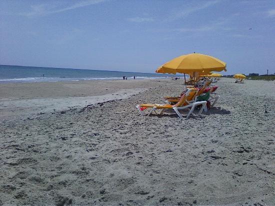 Atlantis Lodge: Quiet Beach