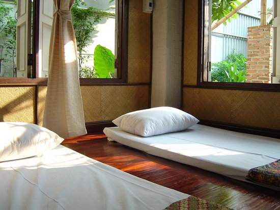 Thai Massage Beds - Picture Of Pimmalai Spa, Bangkok-4909