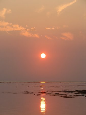 Havelock Island, Indien: Sunrise at Havelock