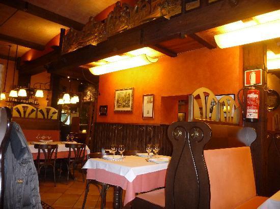 Casa Marieta: locale