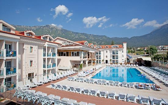 Aes Club Hotel Turkey Ovacik Reviews Photos Amp Price