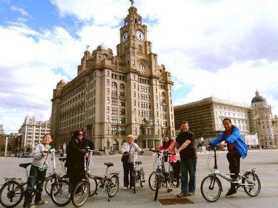 ‪Liverpool Cycle Tours‬