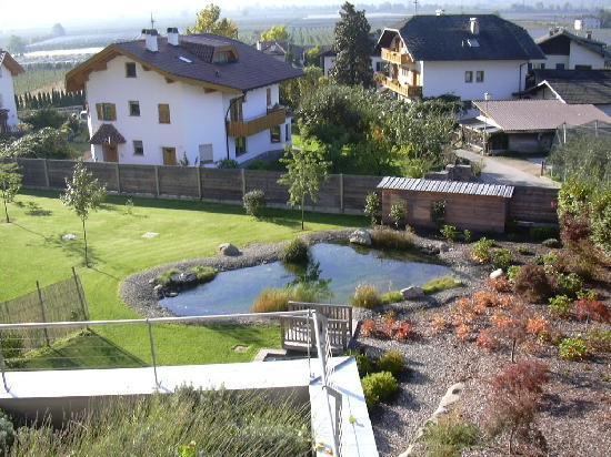 theiner's garten Das Biorefugium: il giardino