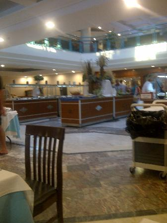 Luana Hotels Santa Maria: restaurant