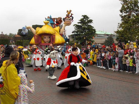 Disneyland Park: En verano