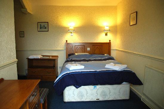 Red Lion Inn: en-suite rooms with lovely views,tea and coffee facilites and TV