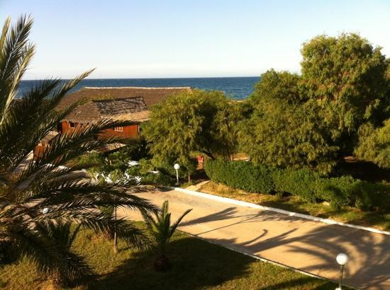 El Mouradi Club Kantaoui: view from room 955