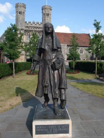 Betha - Queen of Kent