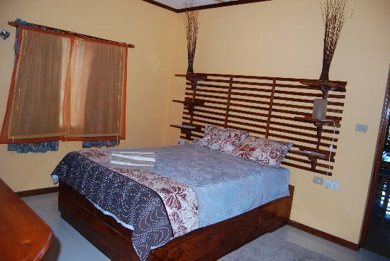 Villas Du Voyageur: Bedroom