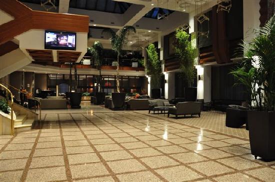 Tugcan Hotel : Lobby