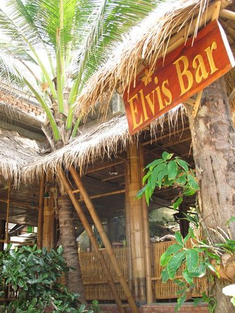 Elvis Beach Bar & Restaurant: Elvis Restaurant
