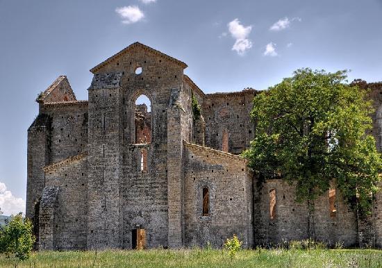 Chiusdino, Italia: San Galgano