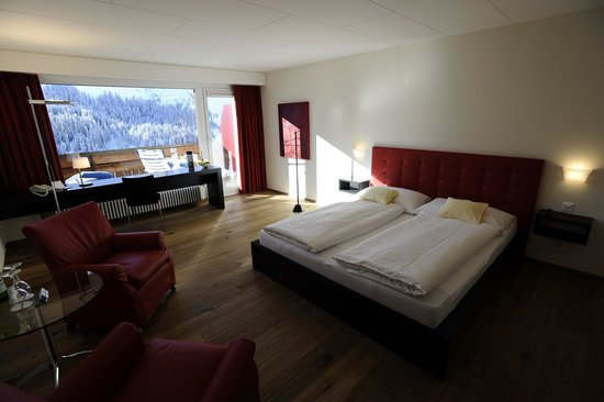 Blatter's Bellavista Hotel: Junior Suite Lounge Stil