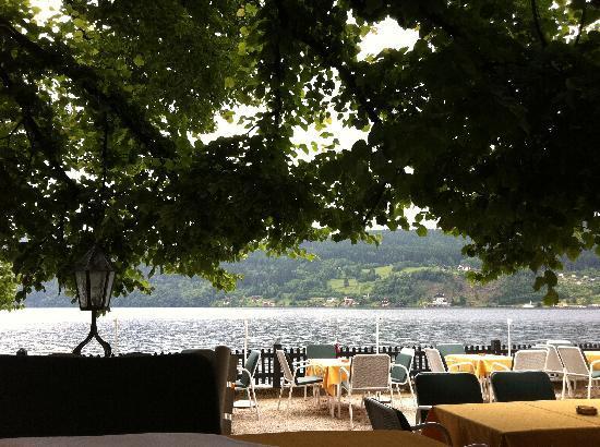 Hotel Restaurant See-Villa: unter der Linde ...