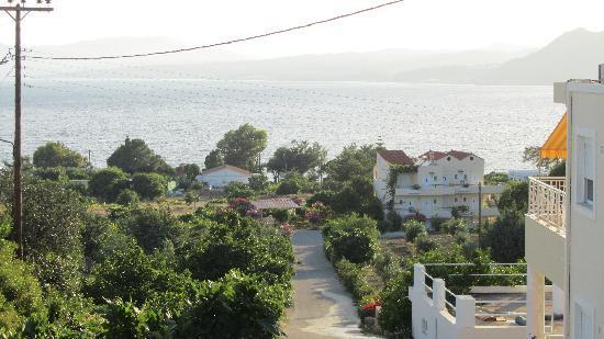 Taverna Nikolas Restaurant: The view