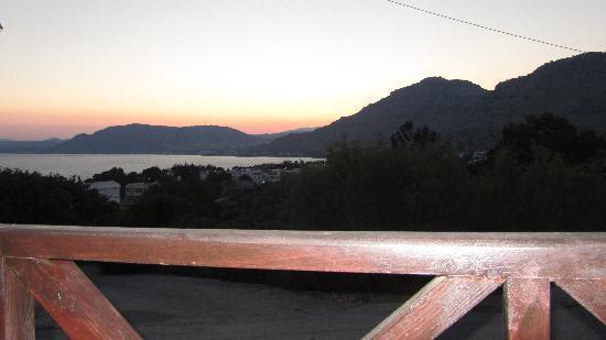 Taverna Nikolas Restaurant: View