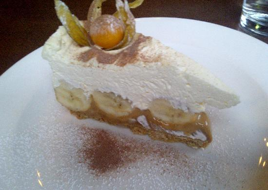 a room in the town: Banoffee Pie