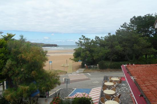 Isla, Spanien: vistas desde la habitacion 108