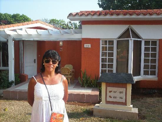 Sol Palmeras: Nuestro bungalow