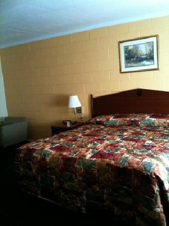 Childress Inn : Insided the room