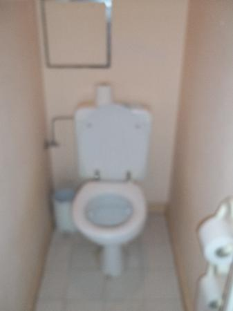 Chao Chow Palace: Toilet