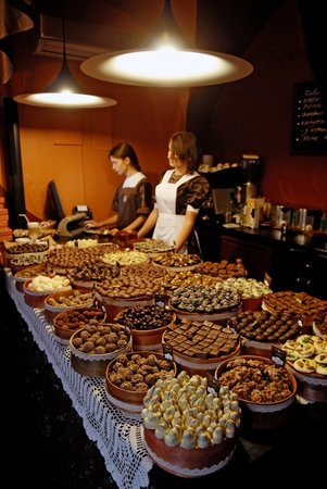 Lviv's Chocolate Factory, Lviv - Restaurant Reviews, Phone