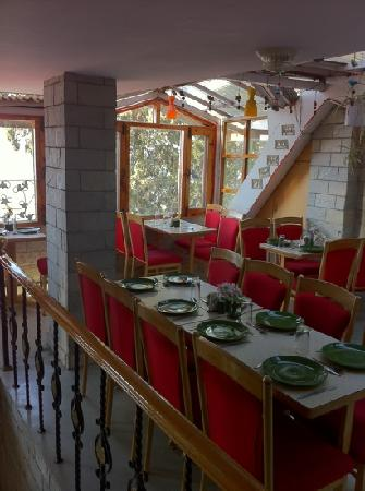 Brightland Hotel: restaurant