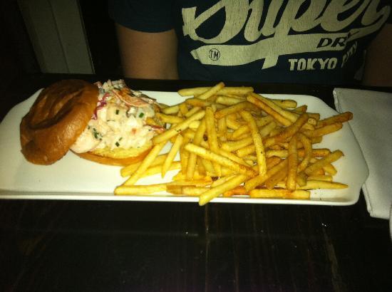 The Mermaid Inn: Lobster roll